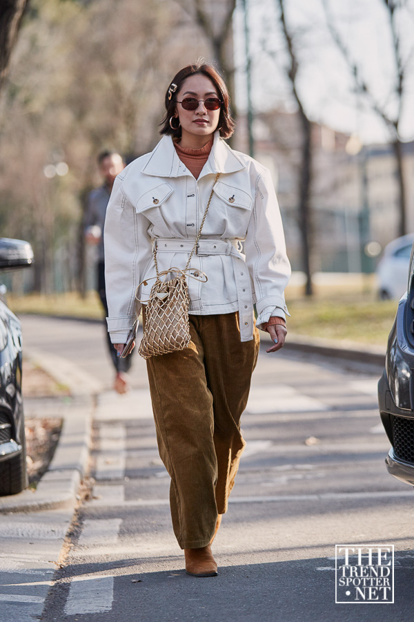 The Best Street Style From Milan Fashion Week AW 2019