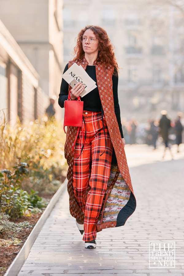 The Best Street Style From Paris Fashion Week AW 2019