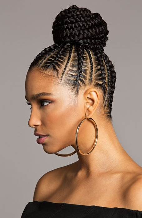 15 Best Natural Hairstyles For Black Women In 2020 The Trend Spotter