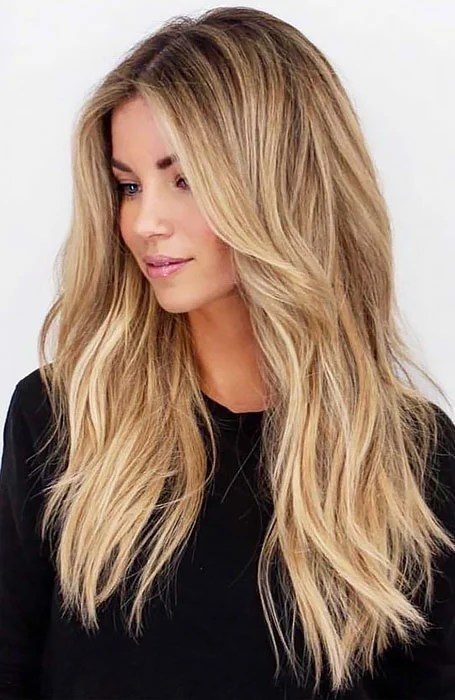 17 trendy long hairstyles