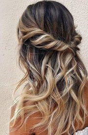 trendy long hairstyles women