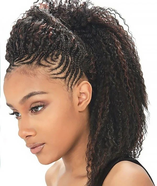 30 Best Braided Hairstyles For Women In 2020 The Trend Spotter