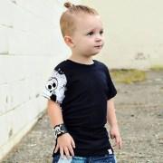 stylish toddler boy haircuts