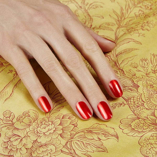 Lunar New Year Luxury Nails