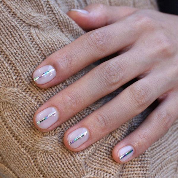 Elegant Simple Nails