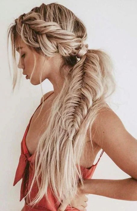20 Trendy Dutch Braid Hairstyles To Try The Trend Spotter