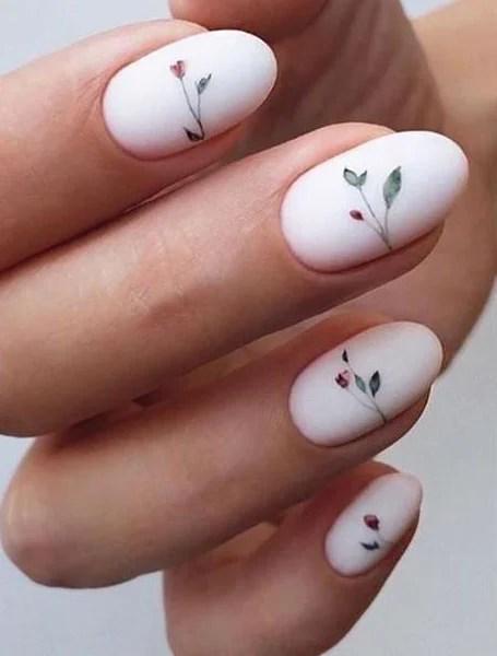 White Flower Design