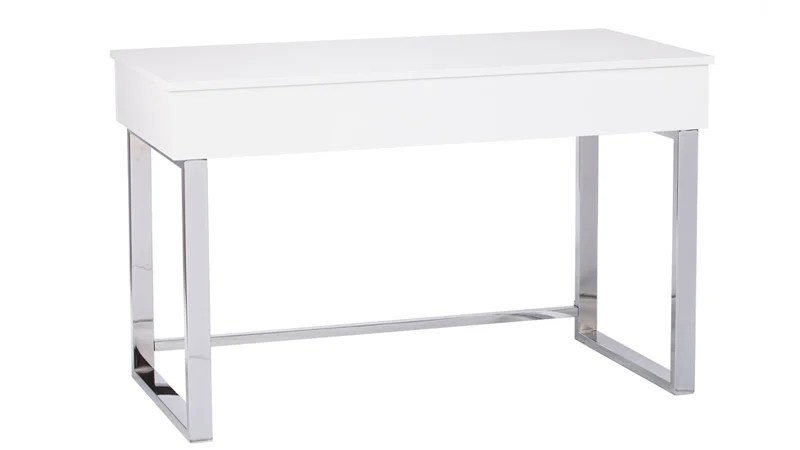 Ida White Desk