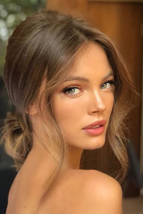 Homecoming Hairstyle For Thin Fine Hair