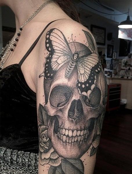 Skull Tattoo1