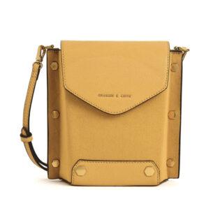 Charles And Keith Studded Textured Bag