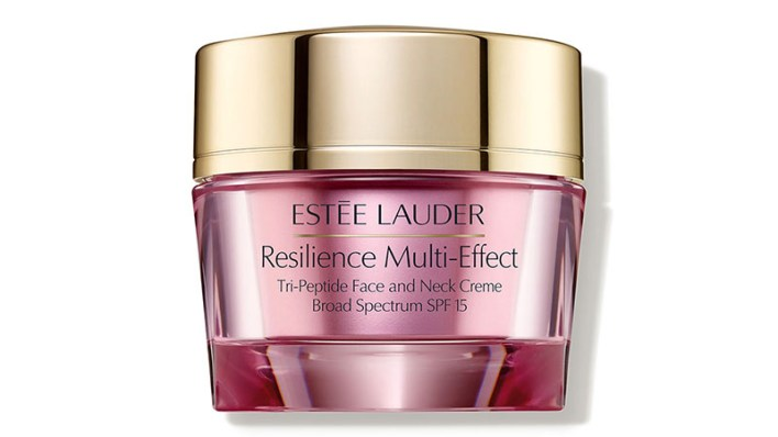 Estee Lauder Resilience Multi Effect Tri Peptide Face And Neck Creme