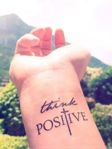 Meaningful Wrist Tattoo