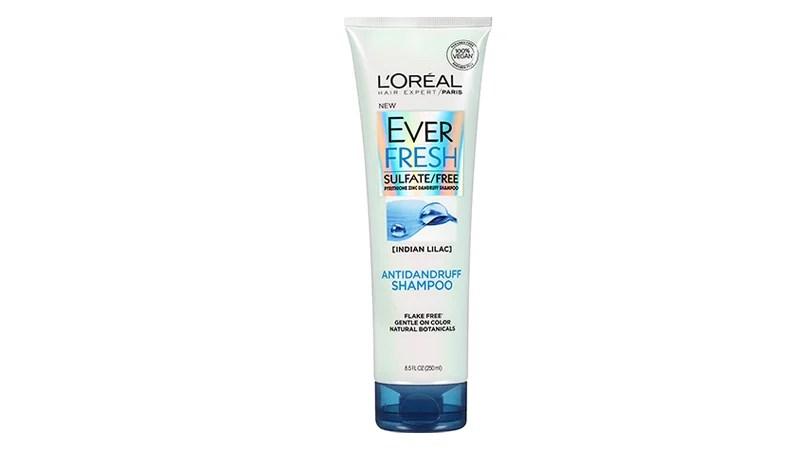 Loreal Paris Everfresh Sulfate Free Antidandruff Shampoo