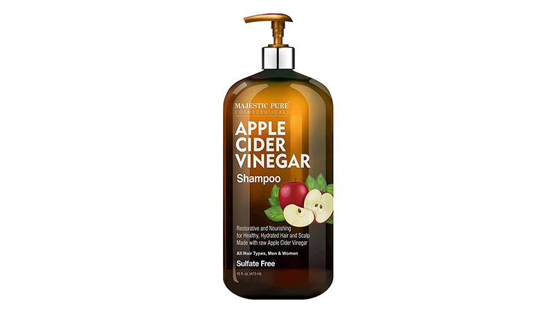 Majestic Pure Apple Cider Vinegar Shampoo