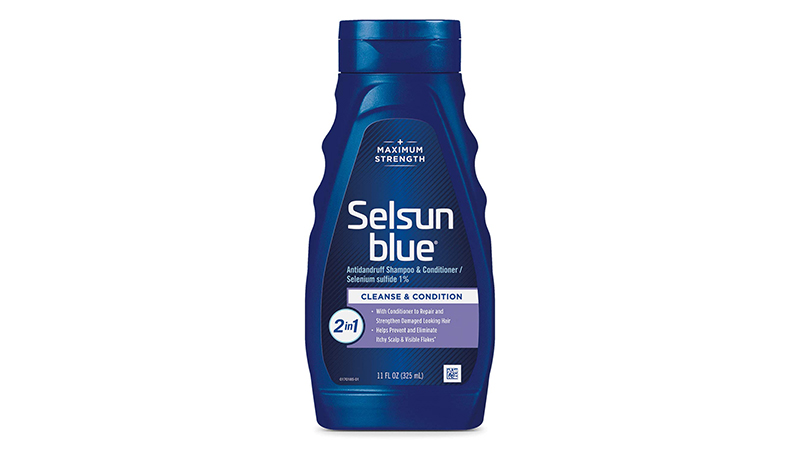 Selsun Blue Medicated Dandruff Shampoo And Conditioner Copy