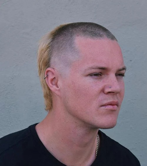 Skullet With Fade