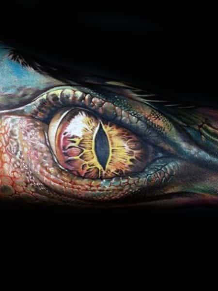 3d Dragon Tattoo