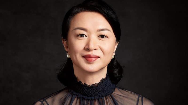 Dior Names Jin Xing As Face Of J'adior
