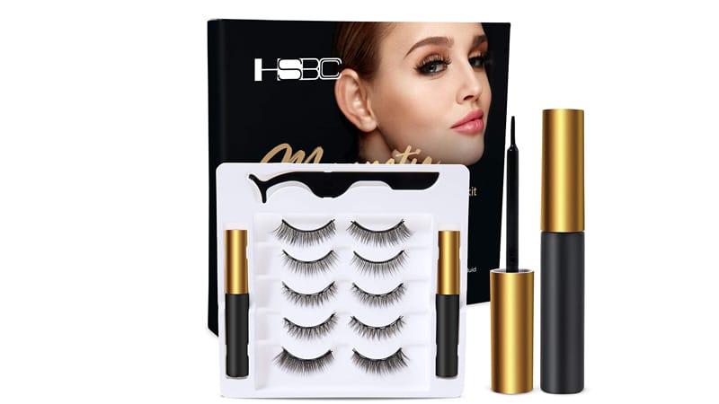 Hsbc Magnetic Eyelashes Kit