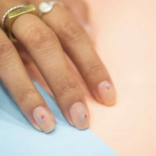 Minimalist Nail Design Nail Ideas Sundays Studio