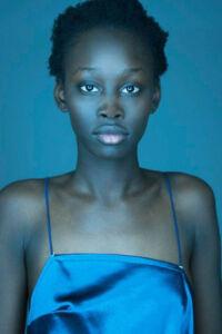 Womens Afro Hair