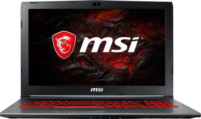 MSI GV62 7RD Gaming Notebook