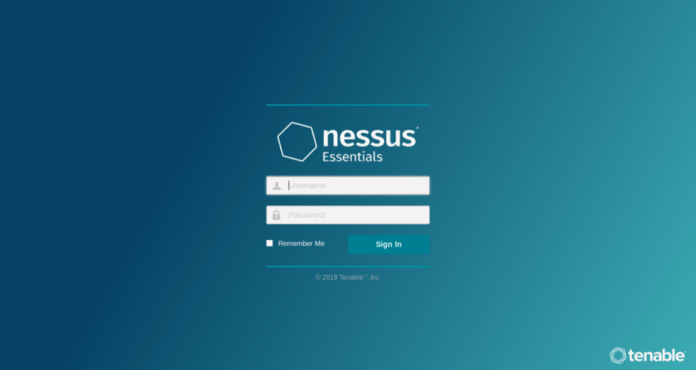 Nessus Essentials
