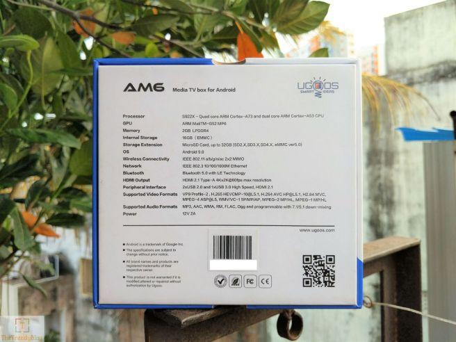 Ugoos AM6