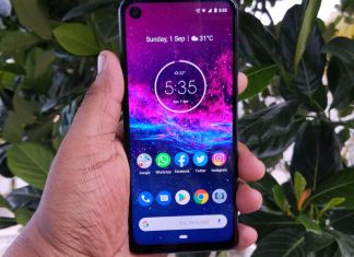 Motorola Moto One Action