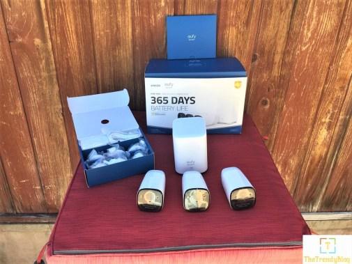 Eufy cam 2 box pack