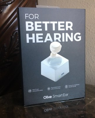 Olive Smart ear Front Box