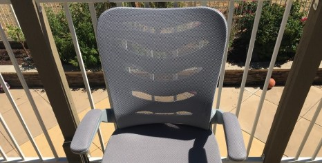 Comhoma office chair quality