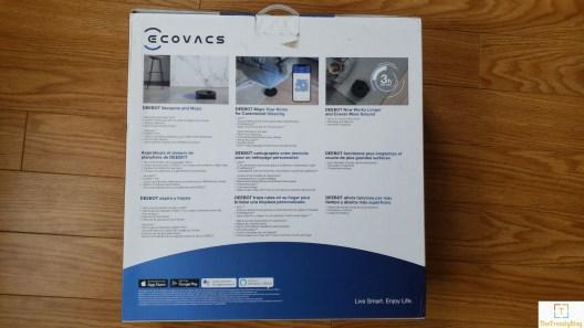 Deebot Ozmo T8 AIVI Rear Box