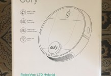 Eufy L70 Hybrid box