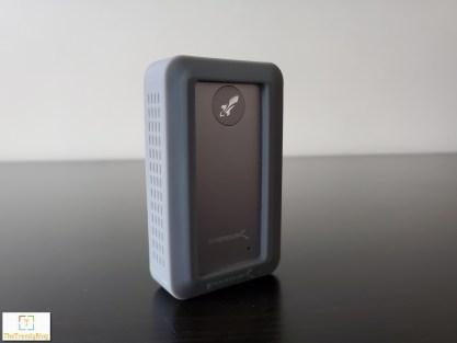 Sabrent Rocket Nano SSD Size