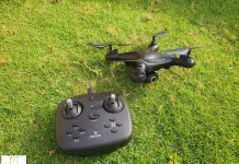 snaptain 650 Drone