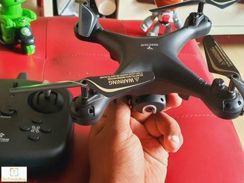 Snaptian 650 Drone Camera