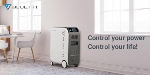 Bluetti-EP500-Controls