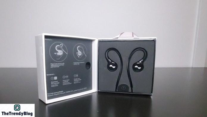 Nuraloop Earphones Box