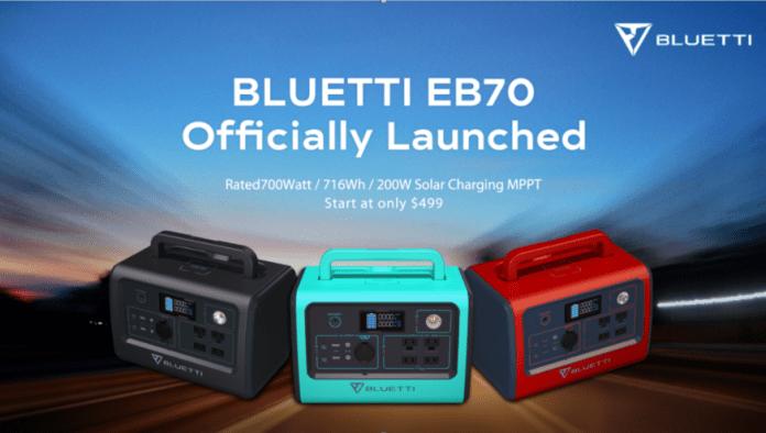 Bluetti EP70