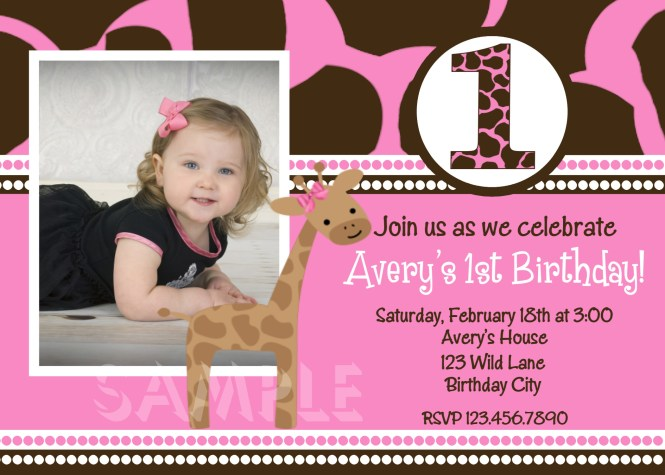 Printable Birthday Invitations S