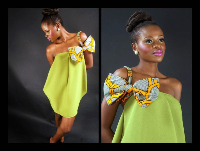 African Style Fashion THe Trent