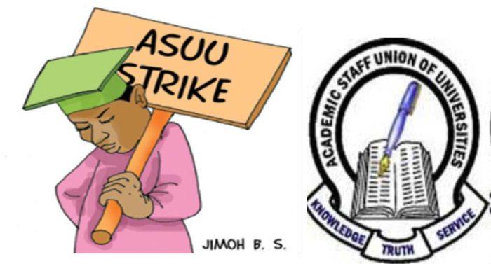 Abiodun Ogunyemi, ASUU