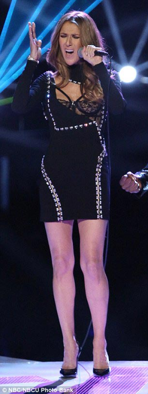 Celine Dion The Trent