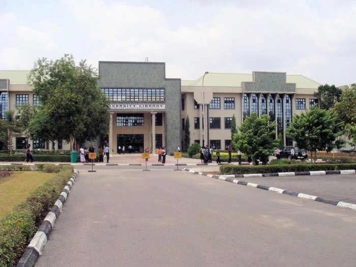Covenant University, Ota, Ogun State