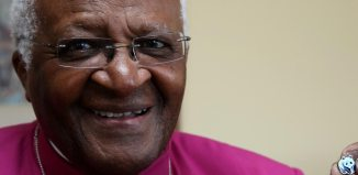 Desmond Tutu, Oxfam, Sex Scandal
