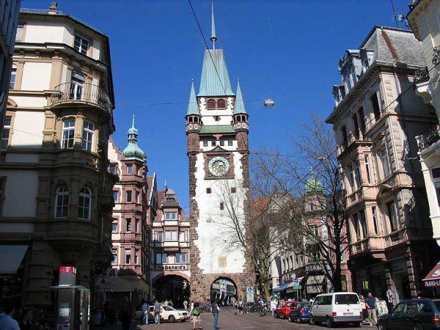 Freiburg The Trent