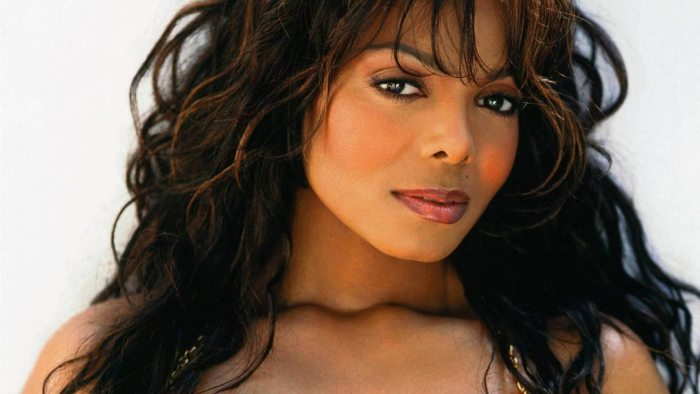 Janet Jackson The Trent