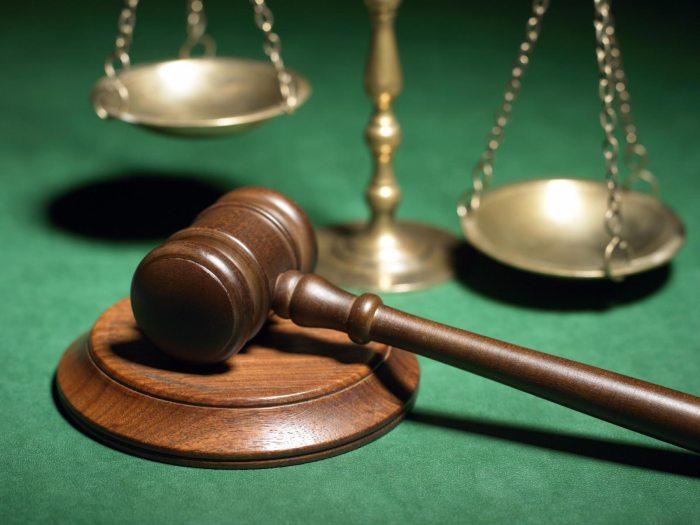 Political Parties sentenced
